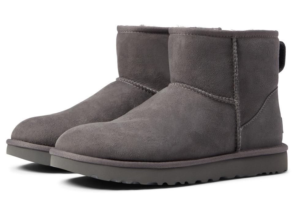 Ugg Classic Mini II (Grey) Women's Boots