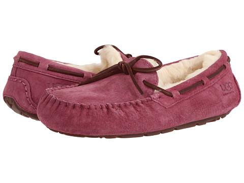UGG 女士羊毛内衬保暖平底鞋
