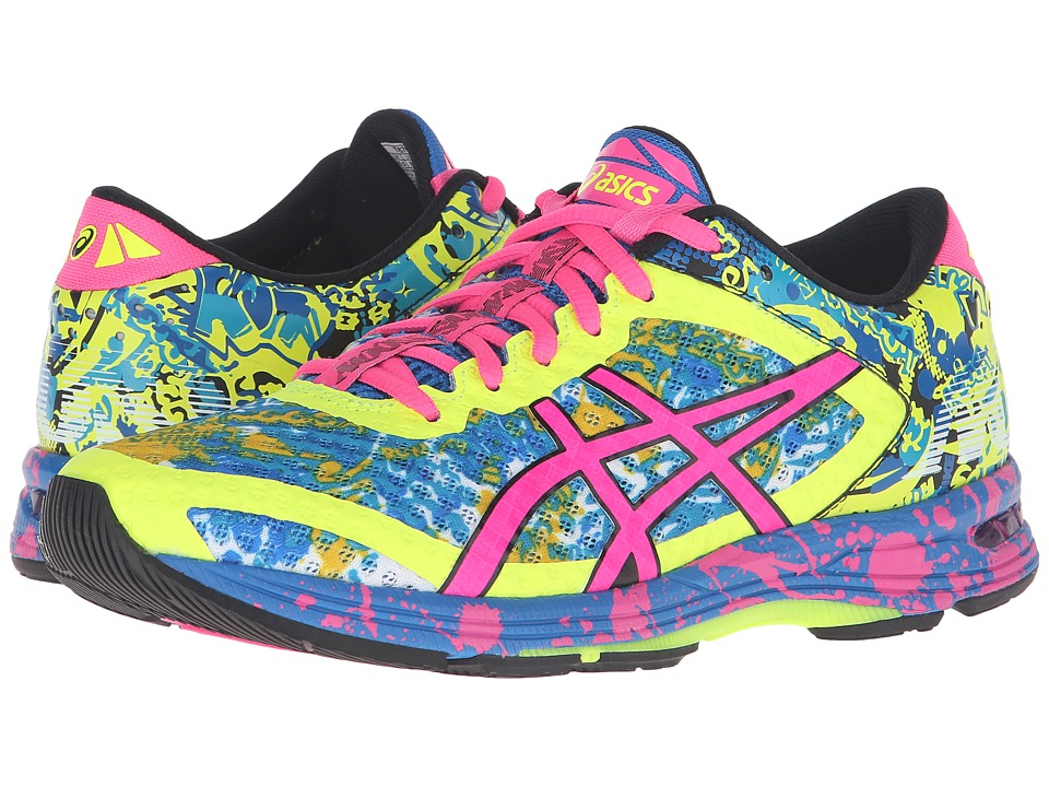 ASICS - Gel-Noosa Tri 11 (Yellow/Pink/Electric Blue) Women