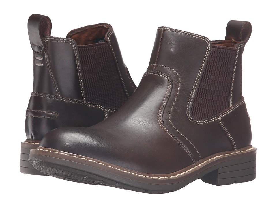 Florsheim Kids Studio Gore Boot Jr. (Toddler/Little Kid/Big Kid) (Brown) Boys Shoes