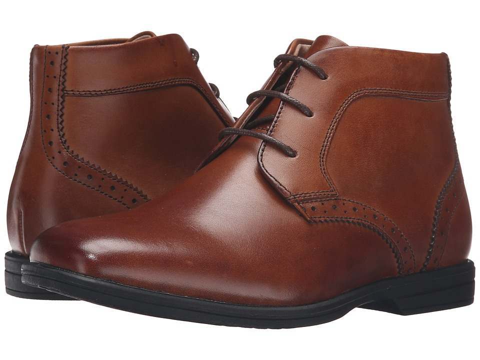 Florsheim Kids Reveal Chukka Jr. (Toddler/Little Kid/Big Kid) (Cognac) Boy's Shoes