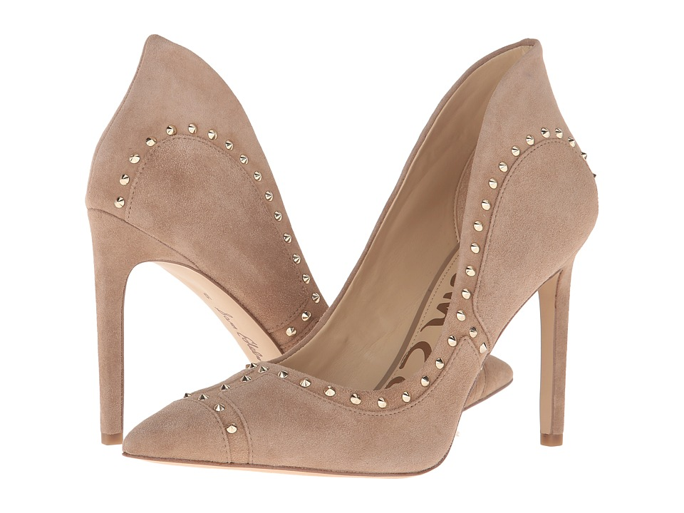 Sam Edelman - Hayden (Oatmeal Kid Suede Leather) Women