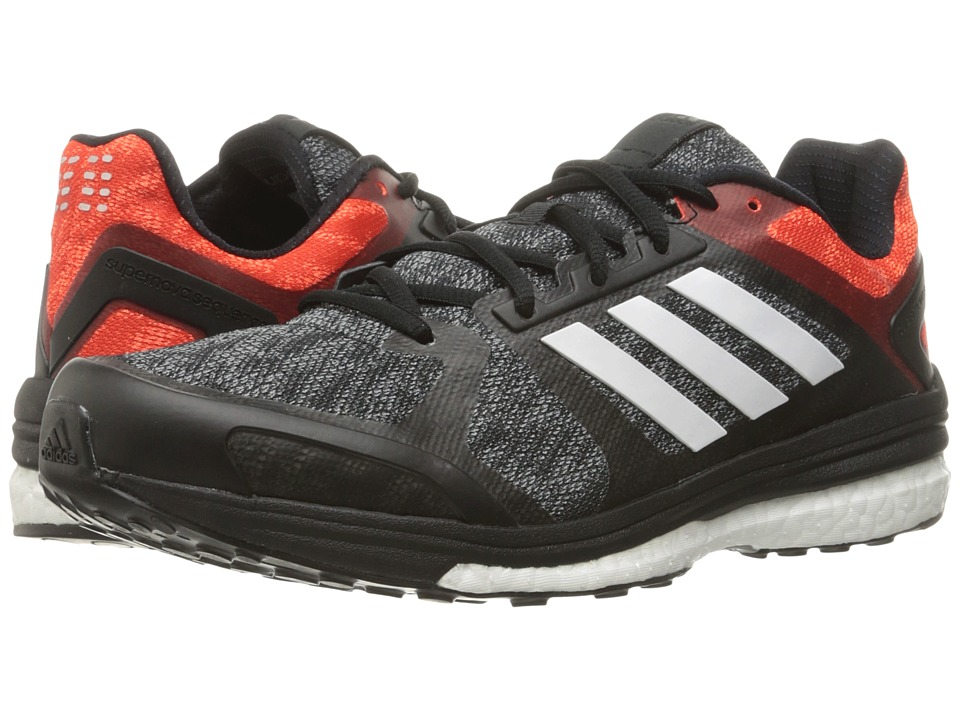 adidas Running - Supernova Sequence 9 (Grey/White/Black) Men