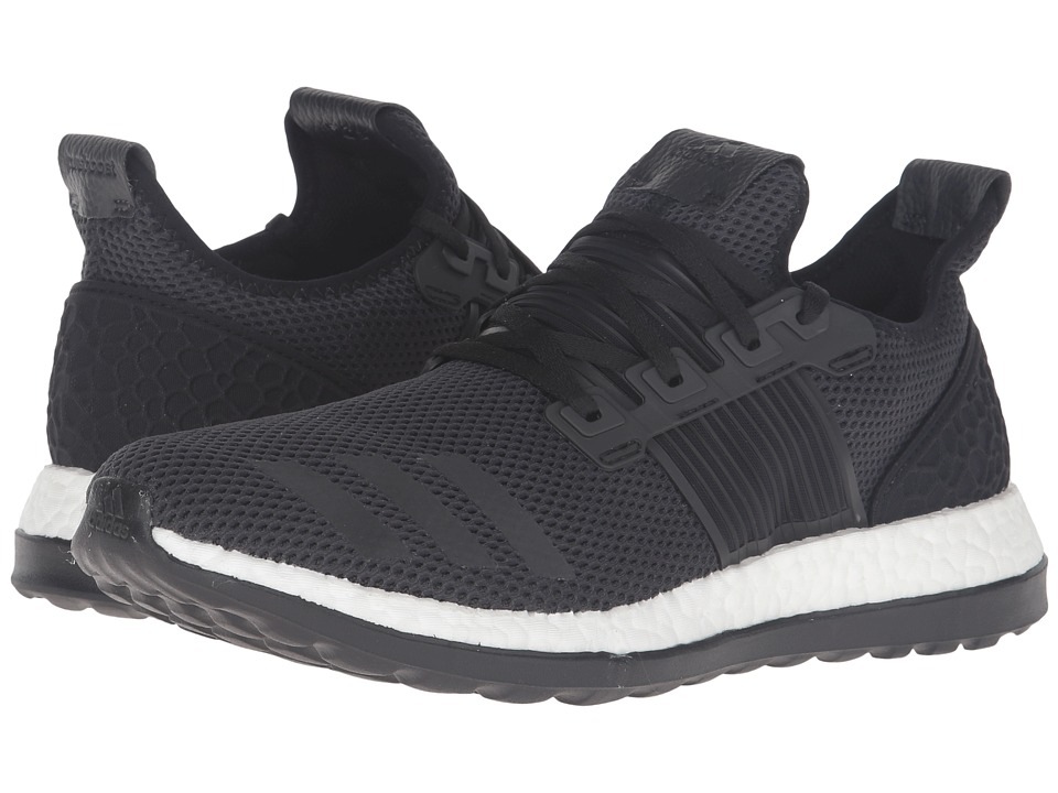 adidas Running - Pureboost ZG (Core Black/Core Black/Utility Black) Men