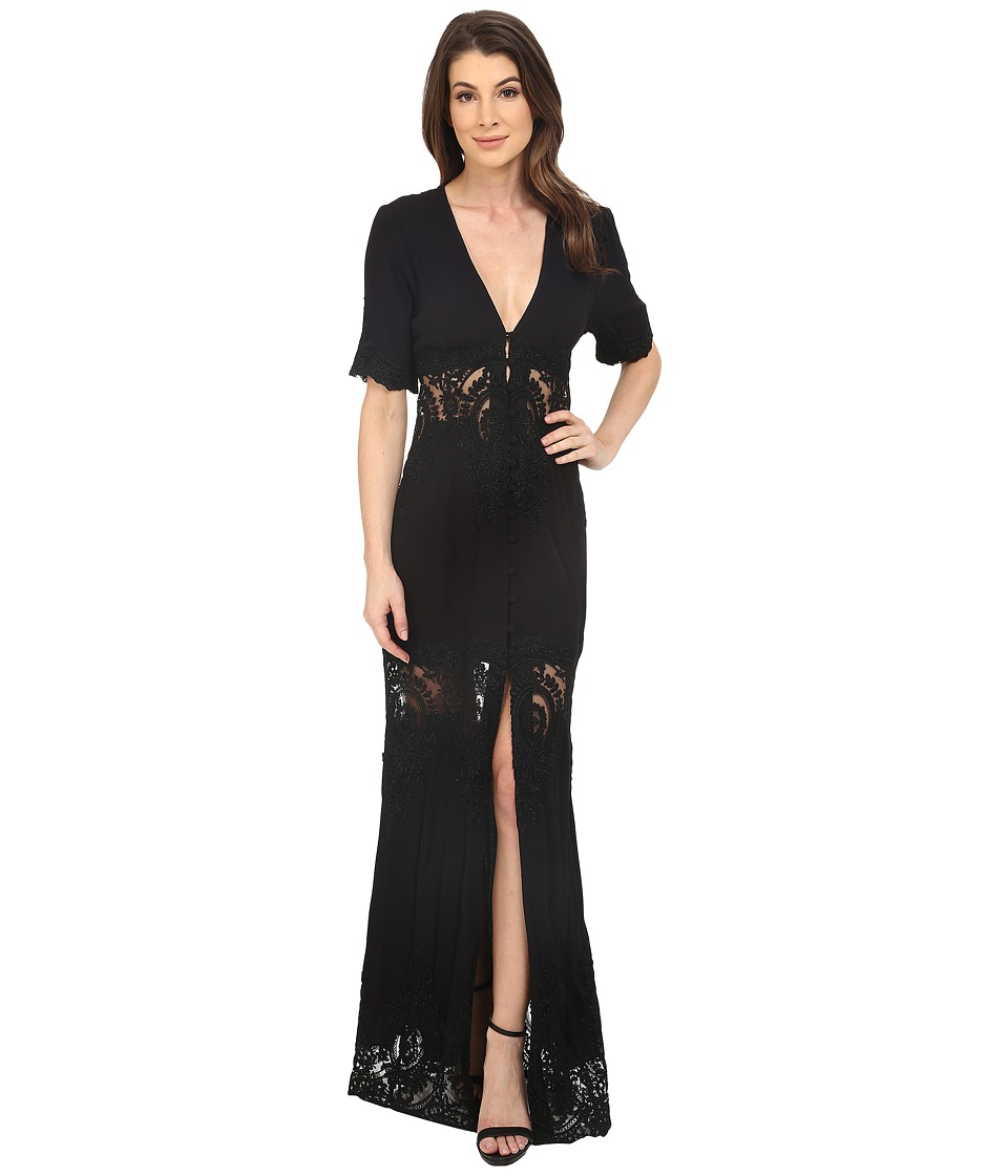 Stone Cold Fox Octavia Dress Black Womens Dress