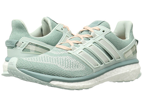 adidas Running Engery Boost 3 - Vapour Green/Chalk White/Vapour Steel
