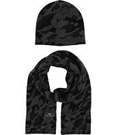 UGG Kids - Camo Beanie and Scarf Boxed Set (Toddler/Little Kids)