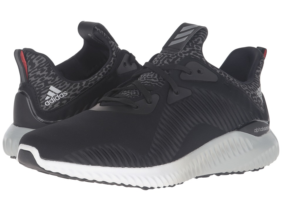 Adidas Running - Alphabounce (Black/Silver/White) Women's...