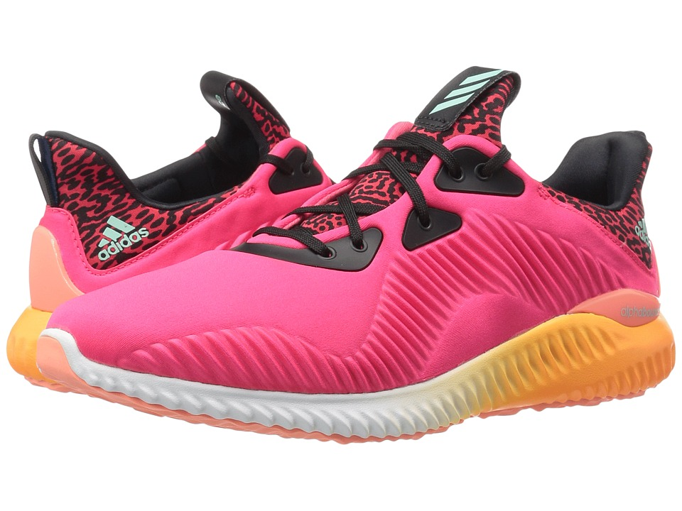 Adidas Running - Alphabounce (Shock Red/White/Sun Glow/Ic...