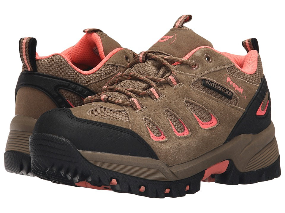 Propet Ridge Walker Low (Gunsmoke Melon) Women