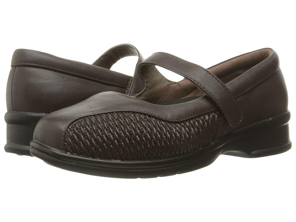 Propet Erika (Bronco Brown) Maryjane Shoes