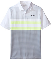 Nike Kids - Transition Dry Stripe Polo (Little Kids/Big Kids)