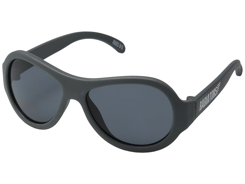 Image of Babiators - Original Galactic Junior Sunglasses (0-3 Years) (Gray) Athletic Performance Sport Sunglasses