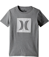 Hurley Kids - Logo Mesh Tee (Big Kids)