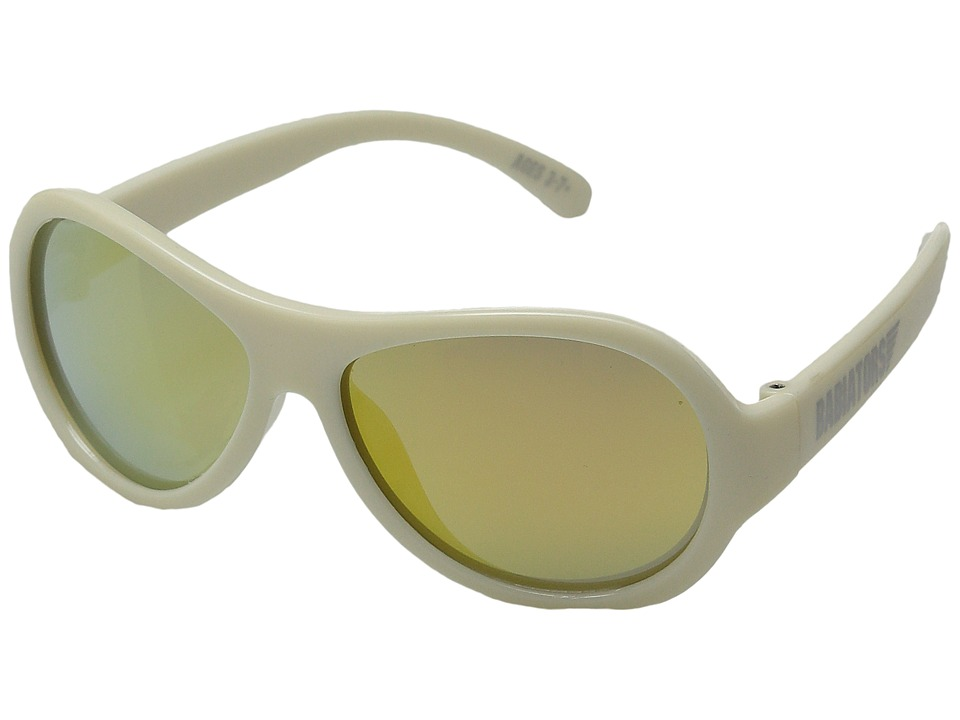 Babiators Polarized Wicked Classic Sunglasses 3 7 Years White Polarized Sport Sunglasses