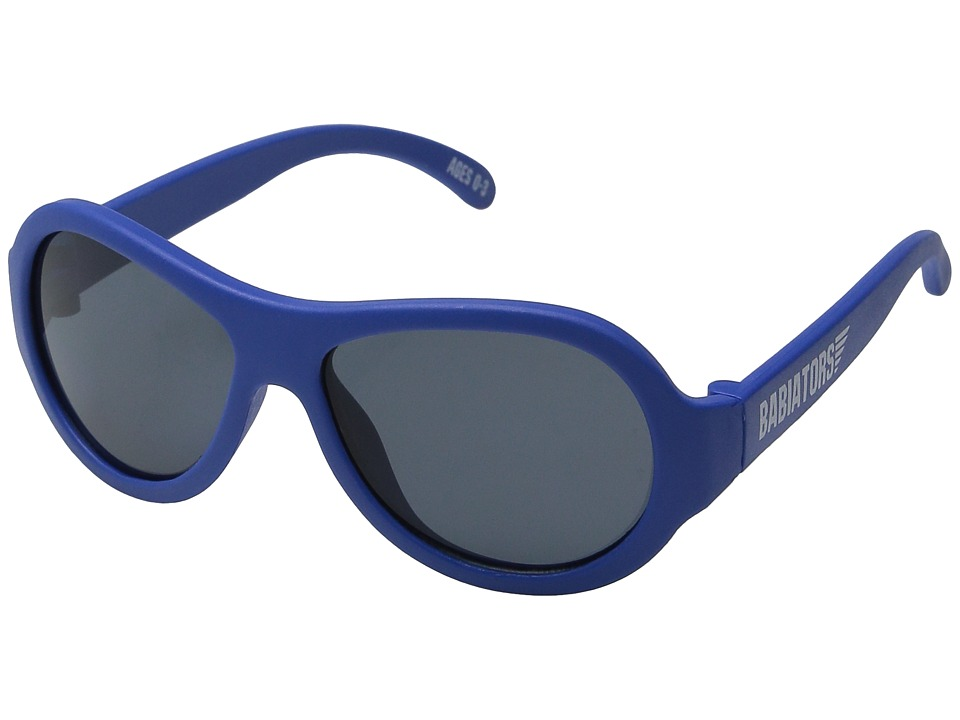 Babiators - Original Angels Junior Sunglasses (0-3 Years) (Blue) Athletic Performance Sport Sunglasses