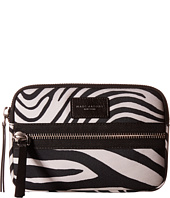 Marc Jacobs - Zebra Printed Biker Tech Mini Tablet Case