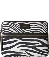 Marc Jacobs - Zebra Printed Biker Tech 13 Computer Case