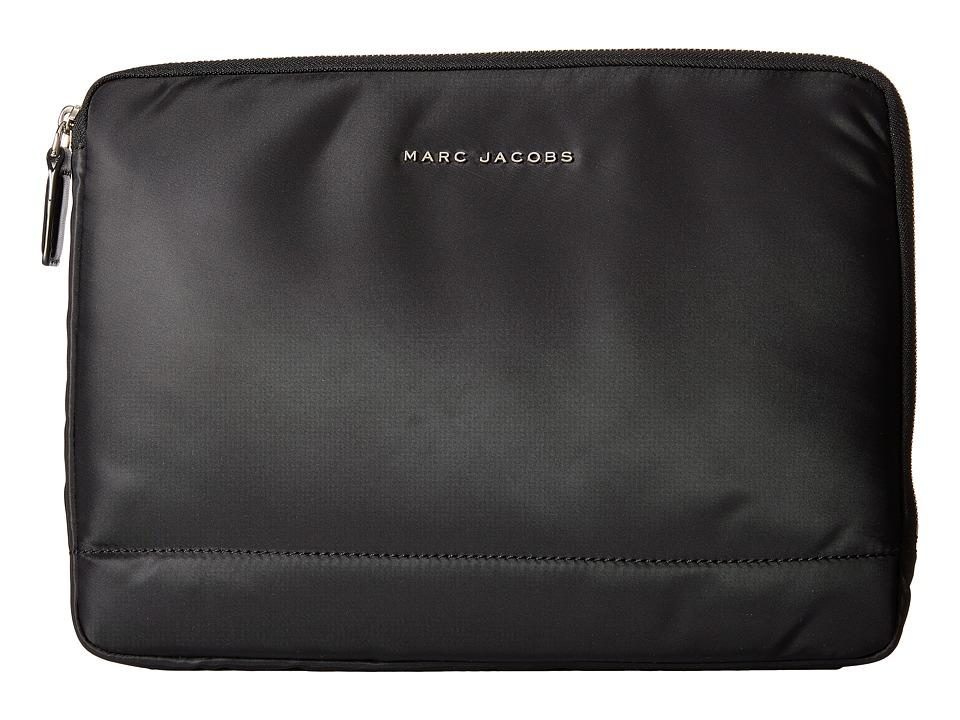 Marc Jacobs - Mallorca Tech 13 Computer Case (Black) Computer Bags