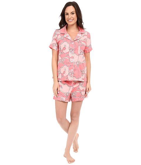 BedHead Short Sleeve Classic Short Pajama Set