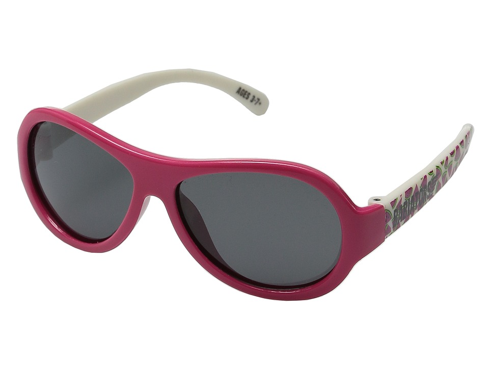 Babiators Polarized Wild Watermelon Classic Sunglasses 3 7 Years Pink Polarized Sport Sunglasses