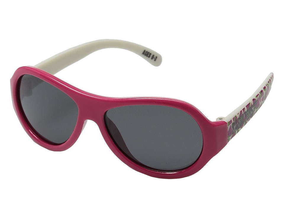 Babiators Polarized Wild Watermelon Junior Sunglasses 0 3 Years Pink Polarized Sport Sunglasses
