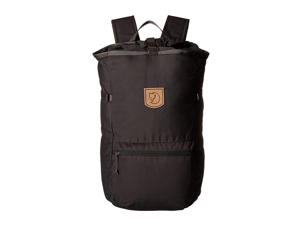 Fjallraven - High Coast 24 (Dark Grey) Bags