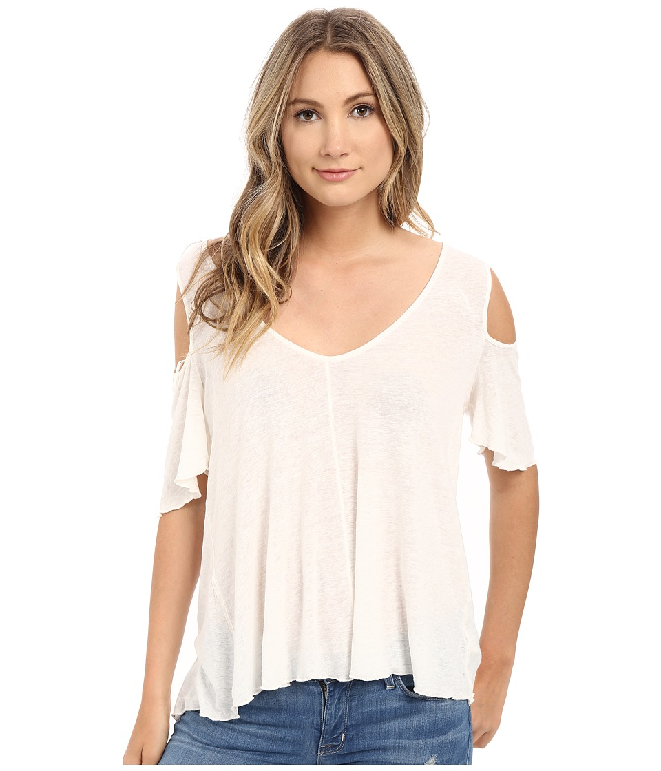 Free People - Bittersweet Tee (Ivory) Women