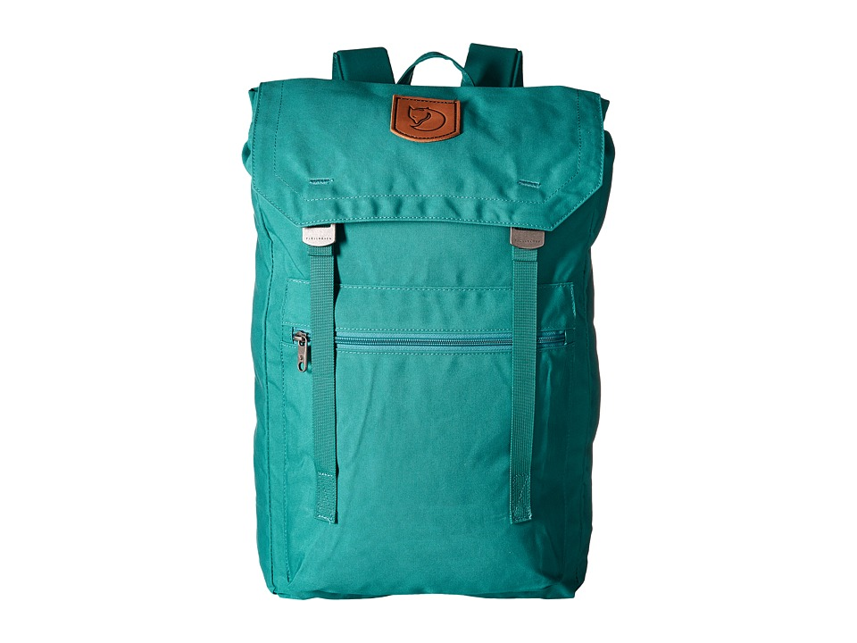 Fjallraven - Foldsack No. 1 (Copper Green) Backpack Bags