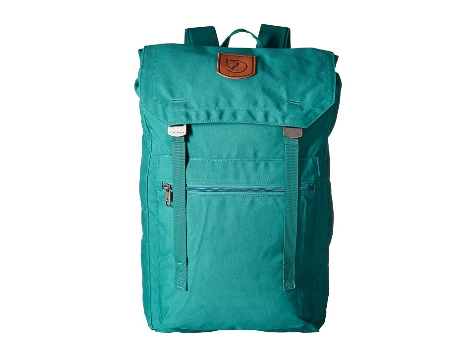 Fj llr ven - Foldsack No. 1 (Copper Green) Backpack Bags