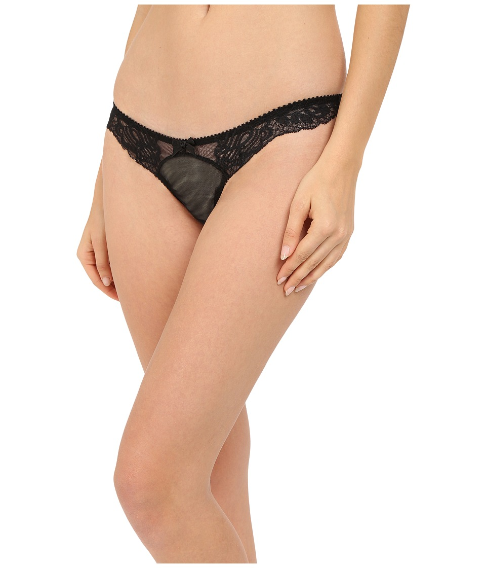 LAgent by Agent Provocateur - Rosella Mini Brief (Black) Womens Lingerie
