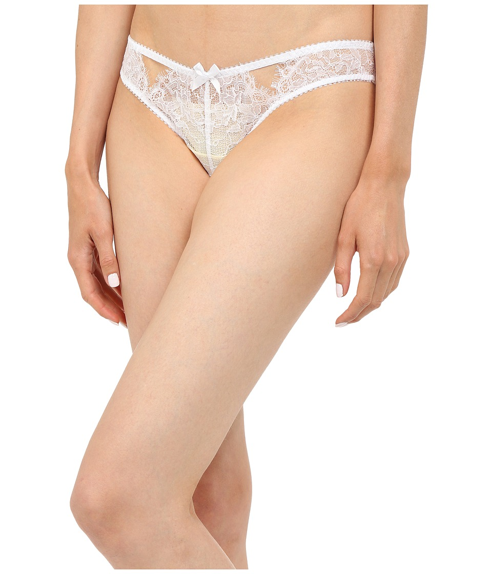LAgent by Agent Provocateur - Idalia Mini Brief (White) Womens Lingerie