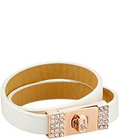 GUESS - ID Logo Wrap Bracelet