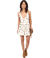 Free People - Mini's For You Printed Mini Dress