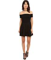 Free People - Black Mambo Mini Dress