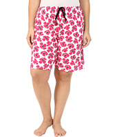 Jockey - Plus Size Printed Bermuda Shorts