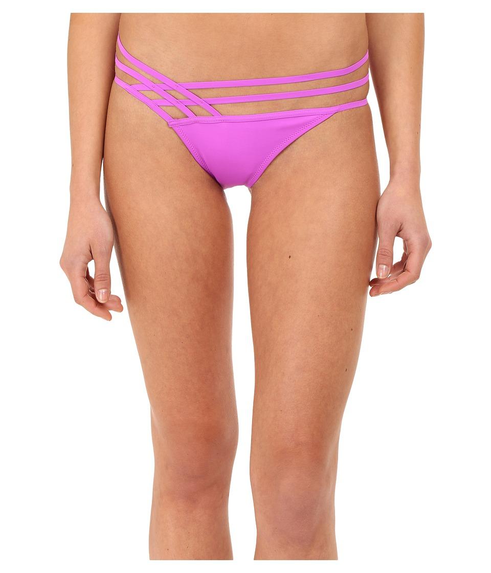 LAgent by Agent Provocateur Melita Bikini Bottom Cerise Womens Swimwear