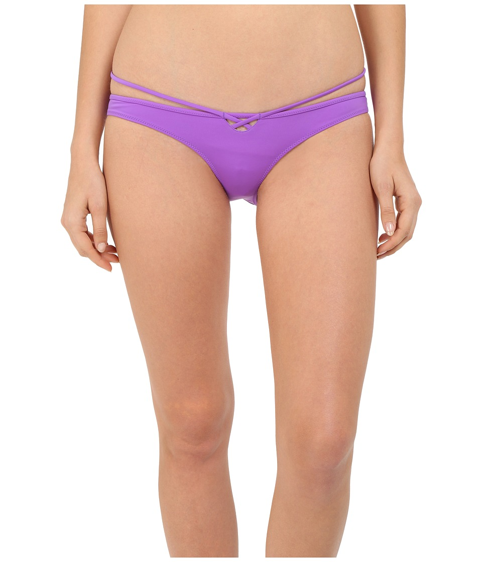 LAgent by Agent Provocateur Avril Bikini Bottom Violet Womens Swimwear