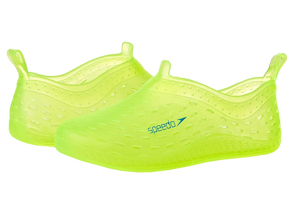 Speedo Kids Exsqueeze Me Jelly Toddler/Little Kid Yellow Kids Shoes