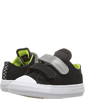 Converse Kids - Shield Canvas Chuck II Ox 2V (Infant/Toddler)