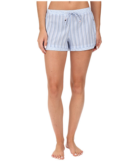 Jane & Bleecker Cotton Lawn Shorts