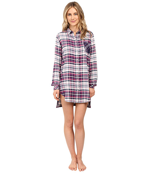 Jane & Bleecker Light Weight Twill Sleepshirt