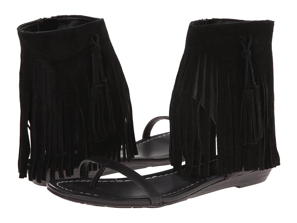 VOLATILE Lex Black Womens Sandals