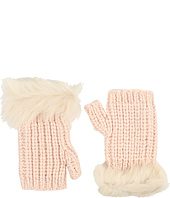 UGG - Crochet Gloves w/ Lurex/Sequins/Toscana Trim