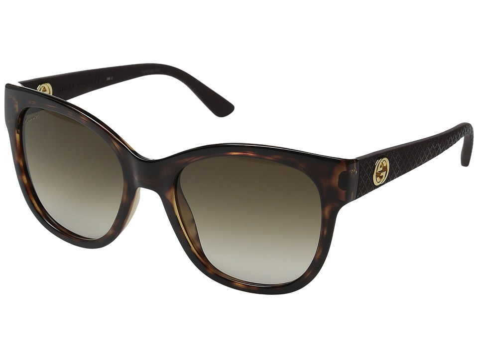 Gucci GG 3786S Havana Brown Fashion Sunglasses