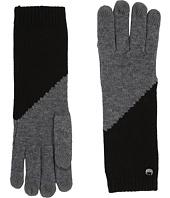 UGG - Fine Gauge Color Block Smart Gloves