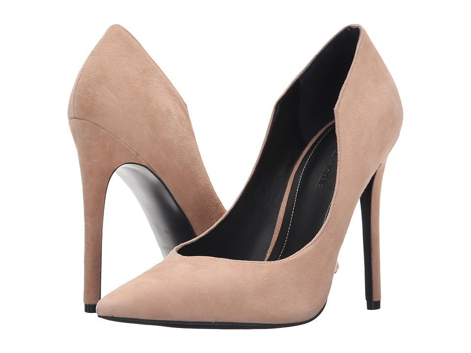 KENDALL KYLIE Abi 3 Blush High Heels