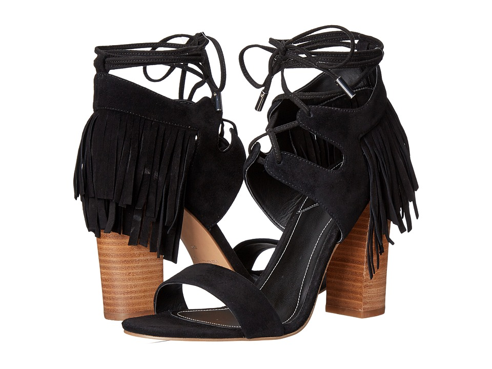 KENDALL KYLIE Saree Black/Black High Heels