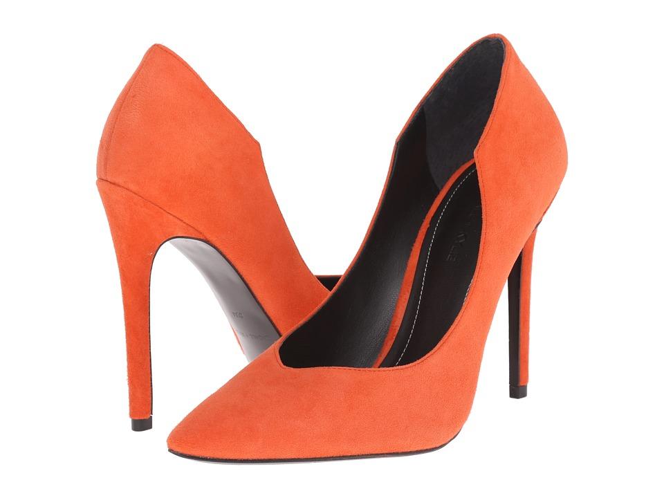 KENDALL KYLIE Abi 3 Saffron High Heels