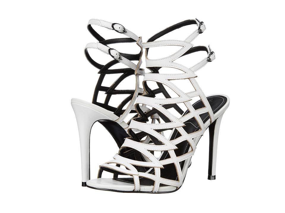 KENDALL KYLIE Elisa 2 White High Heels